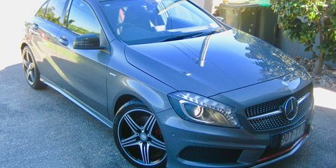 2014 Mercedes-Benz A250 Sport review