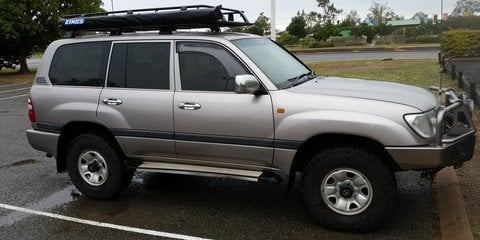 2003 Toyota LandCruiser GXL (4x4) review