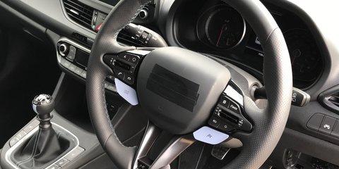Hyundai i30 N more track-focused than benchmark Golf GTI - UPDATE: sound bite added