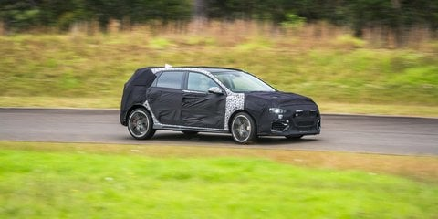 Hyundai i30 N to offer eight-speed dual-clutch for 2019