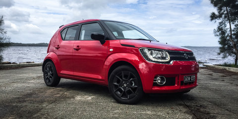 2017 Suzuki Ignis GLX auto review: Long-term report three – country driving