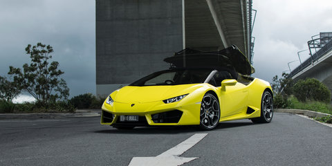 2022 Lamborghini Huracan replacement to feature plug-in hybrid drivetrain