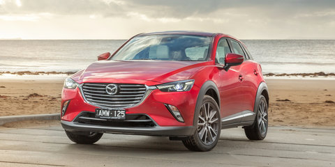 2017 Mazda CX-3 pricing and specs