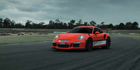 Porsche Sport Driving School Master Class review