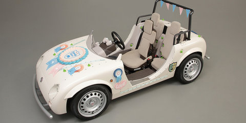 Toyota will teach kids to drive at Tokyo Toy Show