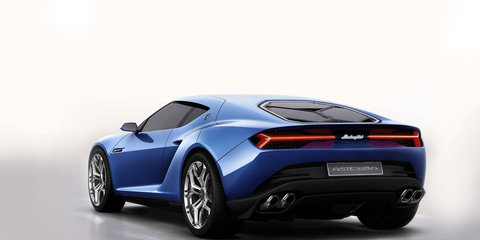 Lamborghini: Electric supercar technology not ready