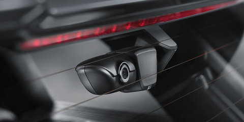 Audi releases first genuine accessory dash cam, mobile app also features 'find my car' function