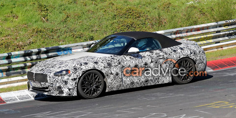 2019 BMW Z4 spied inside and out, launch due late next year