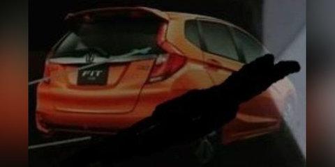 2017 Honda Jazz facelift brochure leaked