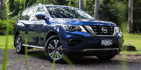 2017-18 Nissan Pathfinder recalled
