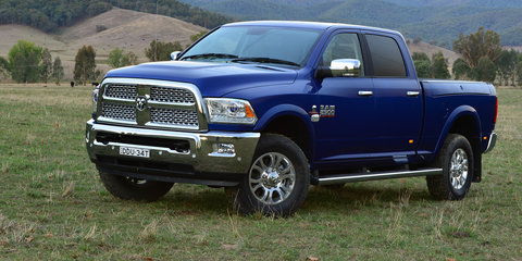 Ram 1500, 2500, 3500 recalled for safety fix