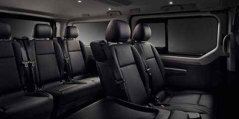 Renault Trafic SpaceClass: Luxury people mover launched in Cannes - UPDATE