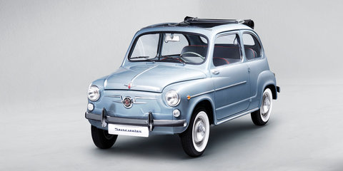 Seat 600: Spain's Fiat-based people's car restored for 60th birthday