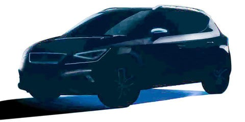 Seat Arona leaked in online images