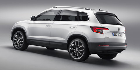 2018 Skoda Karoq revealed, Australian debut set for second quarter 2018