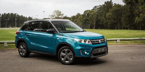 2017 Suzuki Vitara RT-S review Review