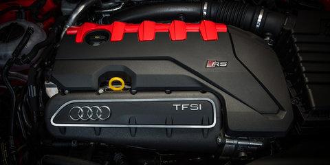 2017 Audi RS3 sedan pricing and specs - UPDATE