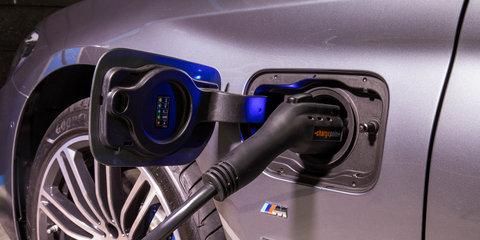 BMW slams Australian government on EV infrastructure