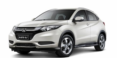 2017 Honda HR-V Limited Edition unveiled