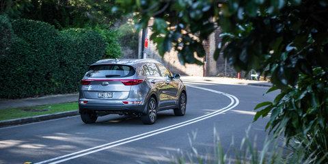 2017 Kia Sportage Si Premium review