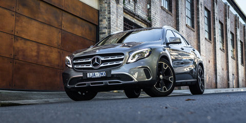 2017 Mercedes-Benz GLA250 4Matic review