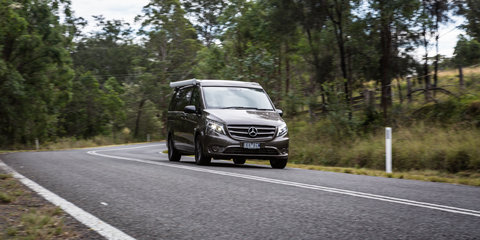 2017 Mercedes-Benz Marco Polo review: Weekend away