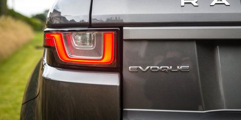 Range Rover luxury coupe on the cards, two-door Evoque may not return