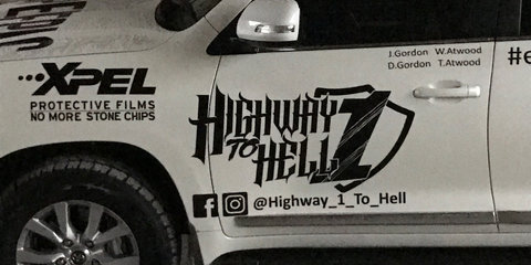 Highway 1 to Hell: Circumnavigating Australia in one week