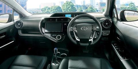 Toyota Prius C gets crossover update in Japan - UPDATE