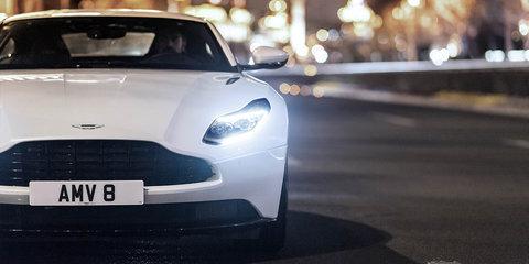 Configurator Challenge: Aston Martin DB11