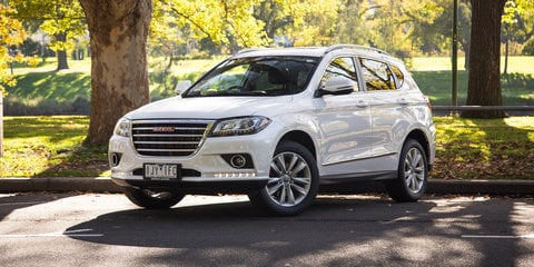 Haval H2, H6 given drive-away price cut