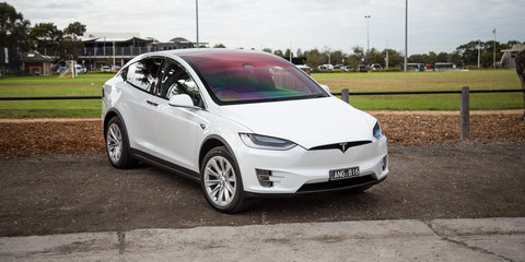 Tesla Model X to issue airbag software fix over the air