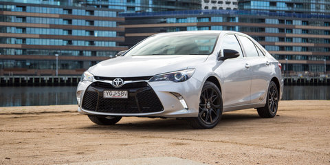 2017 Toyota Camry review and farewell