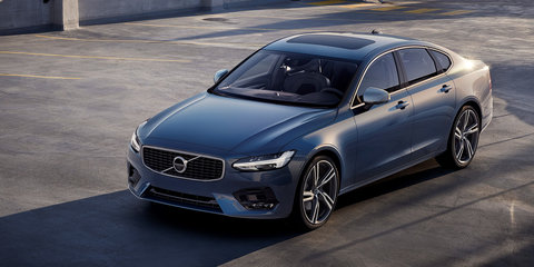 Volvo S90: Chinese production for Australian market 'inevitable'