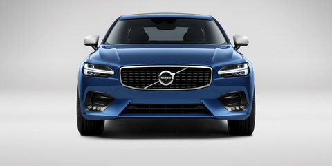 2017 Volvo S90 R-Design arrives from $100,900