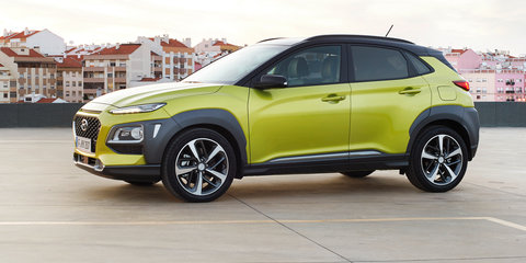 2018 Hyundai Kona revealed: Photos and Australian details