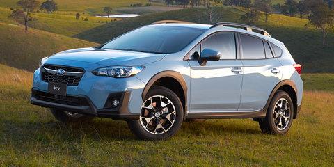New Subaru XV targeting 1000 sales each month