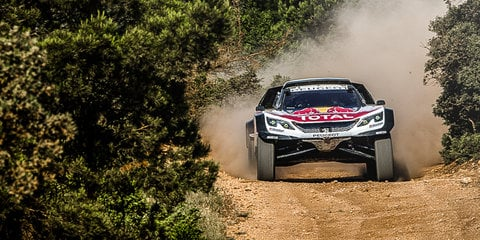 2018 Peugeot 3008DKR Maxi revealed as French marque eyes third straight Dakar win
