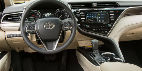 Importing Camry rather than producing locally won't dent image, company suggests
