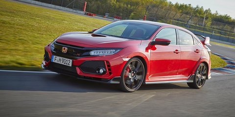 2018 Honda Civic Type R: 0-100 and European specs revealed