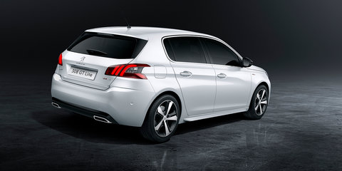 2018 Peugeot 308 pricing and specs