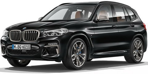 2018 BMW X3 revealed through leaked images - UPDATE