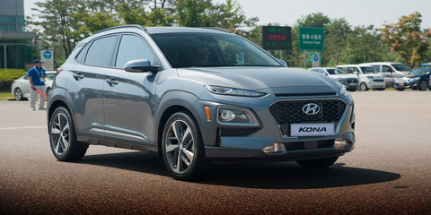 2018 Hyundai Kona review: Quick drive