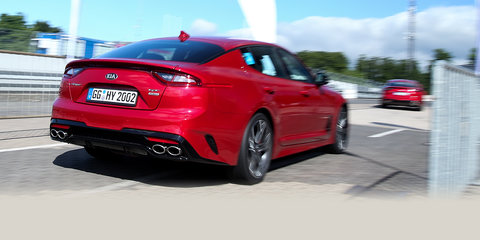 Kia Stinger not a 'cut-price car', low-$40k to mid-$50k price expected