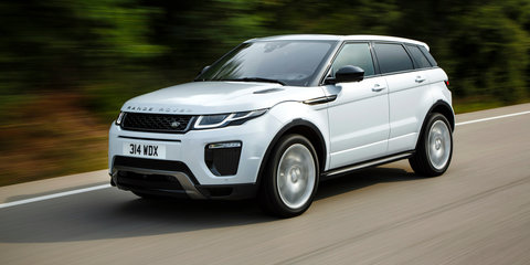2018 Range Rover Evoque, Land Rover Discovery Sport: Ingenium petrol engines here soon - UPDATE