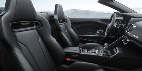 2018 Audi R8 Spyder V10 plus revealed