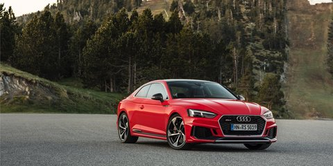 2017 Audi RS5 points to evolutionary design language, Audi Sport boss says