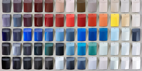 Car colour choices speak to the region in which you live, says BASF