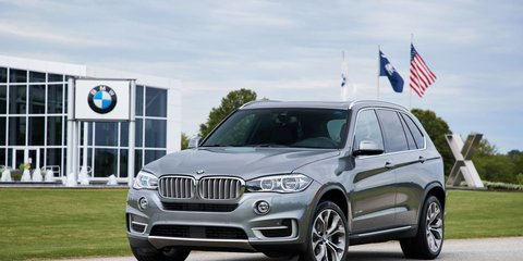 BMW's biggest plant is in the US