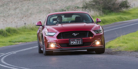 Ford Mustang Performance Packs now available in Australia